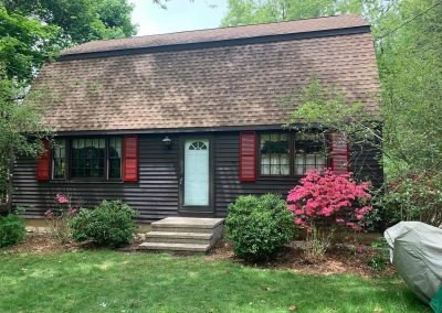 Clinton CT Exterior Painting