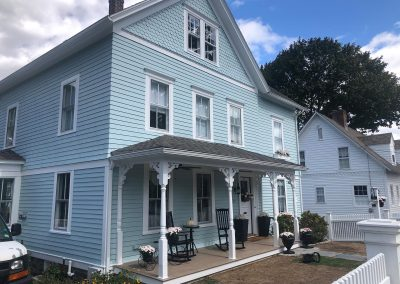 Exterior Painting Done in Essex CT by Coastline Painters