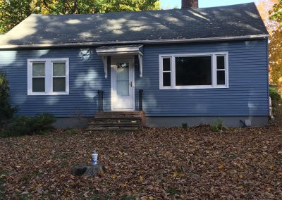 Residential Exterior Painting Guilford CT _ After Done By Coastline Painters