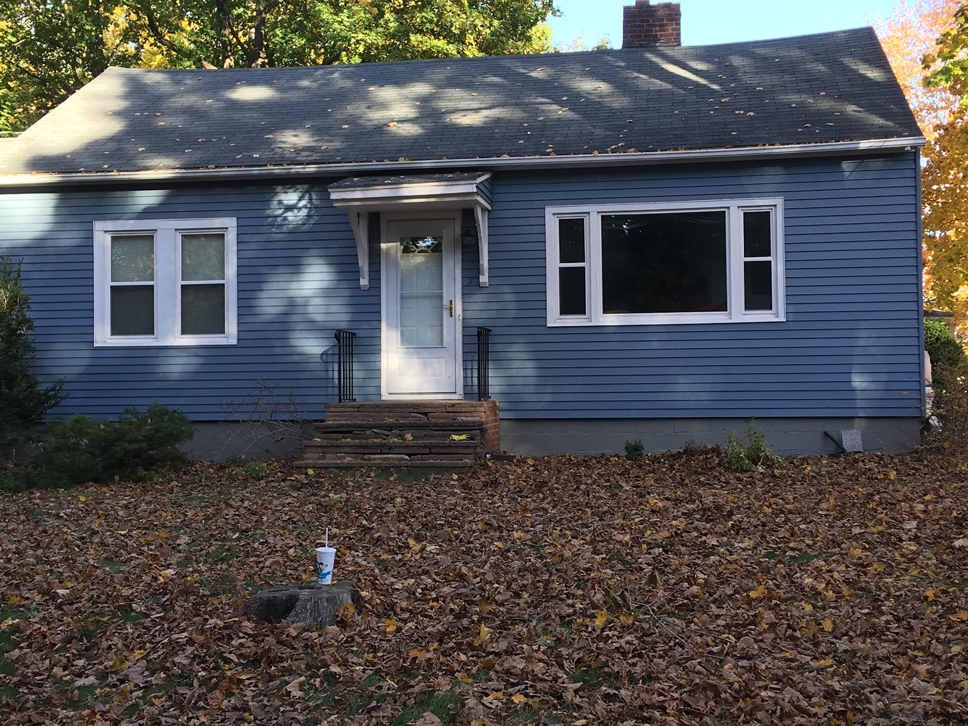 Exterior house Painting in Guilford CT _ After