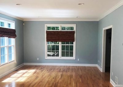After Interior Painting Madison CT