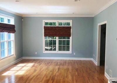 Interior Painting Living Room Madison CT Coastline Painters
