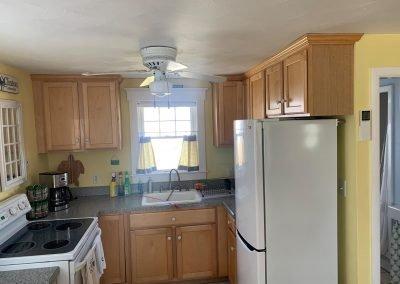 Interior Painting Clinton CT - Before